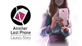 ANOTHER LOST PHONE #01 - Lauras Geschichte ● Let's Play Laura's Story