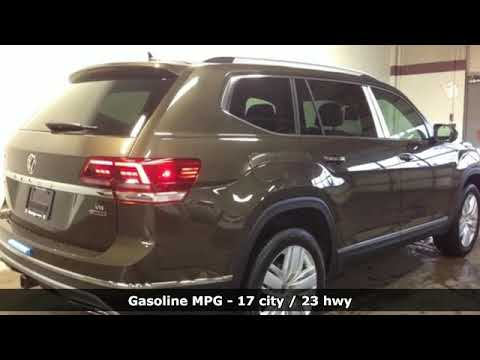 New 2019 Volkswagen Atlas Portsmouth NH Portland, ME #F4453