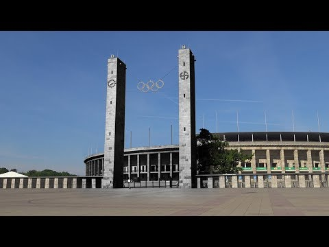 Berlin Now & Then - Episode 4: Olympics | Olympic Stadium