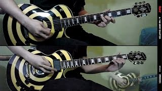 slipknot if rain is what you want instrumental guitar cover
