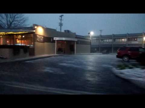 Knoxville, TN hail storm 3/21/2017