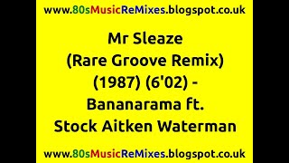Watch Bananarama Mr Sleaze video