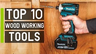 Top 10 Latest DIY Woodworking Tools Inventions You Should Have