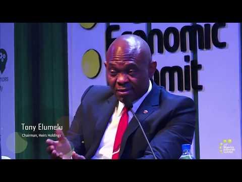 NES 23  Tony Elumelu Opening Plenary