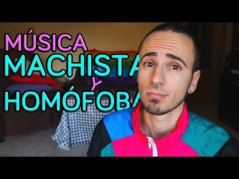 ¿La MÚSICA es MACHISTA y HOMOFOBA?   Tigrillo