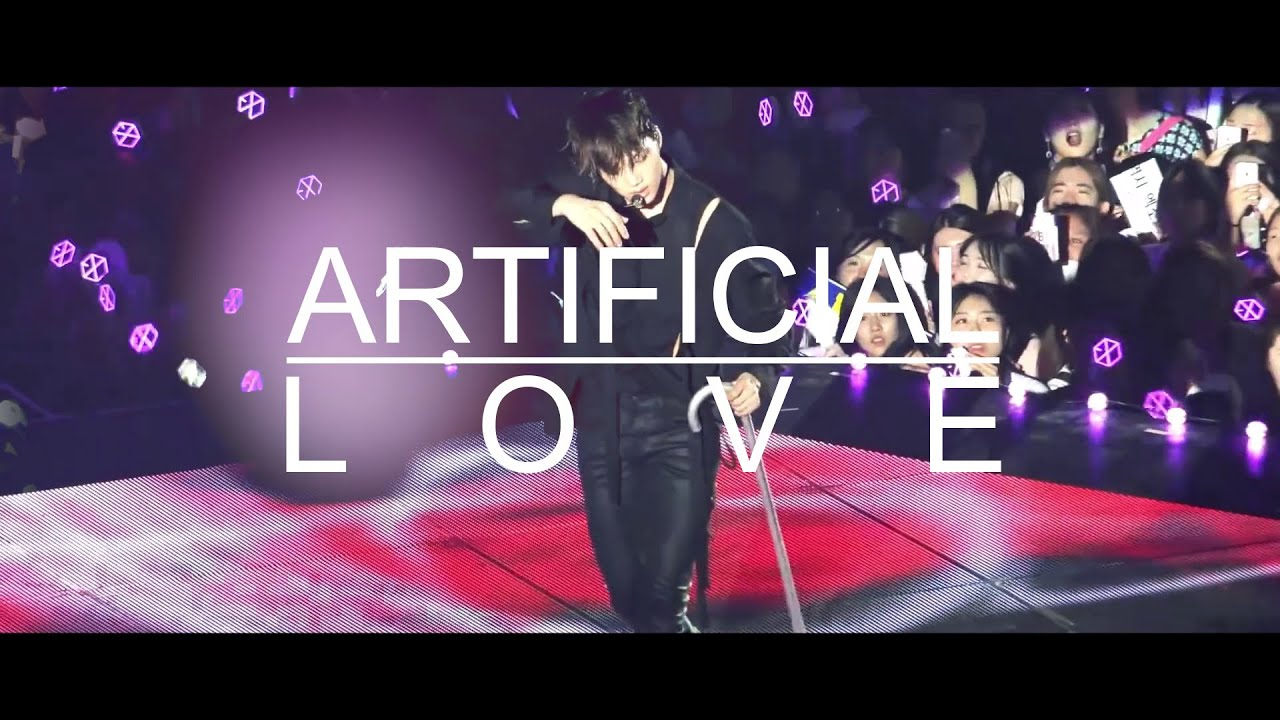 1607 Exo Artificial Love Exo Rdium Live In Seoul Fanmade Dvd