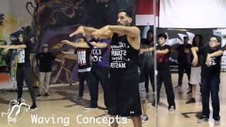Boogie Frantick Phoenix Workshop Recap | Cyphers AZ | #SXSTV
