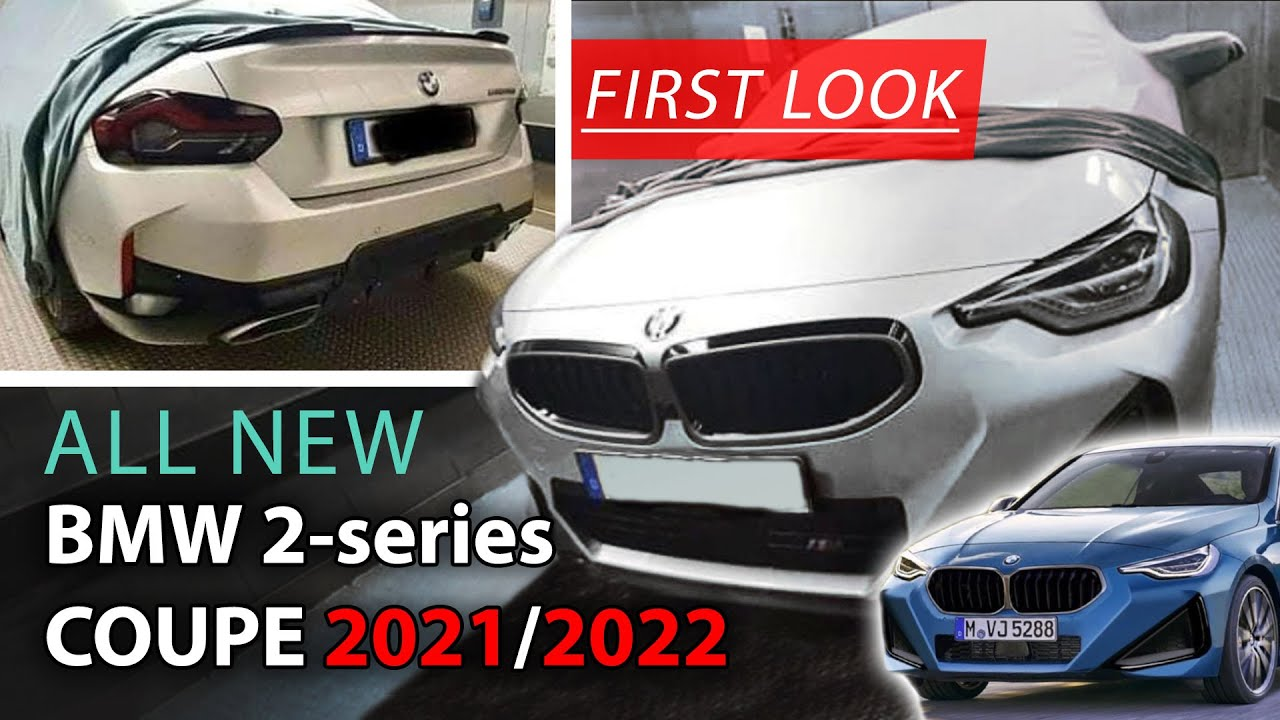 2021 Bmw 2 Series Coupe Rwd First Look Or This Is Not Bmw 2 Series 2020 2 Door Youtube