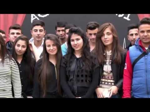 AGÜ TV- Kalaba Fatih Sultan Mehmet  Anadolu Lisesi  AGÜ'de