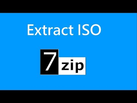 How to Extract .ISO using 7-Zip (Easy Step by Step)