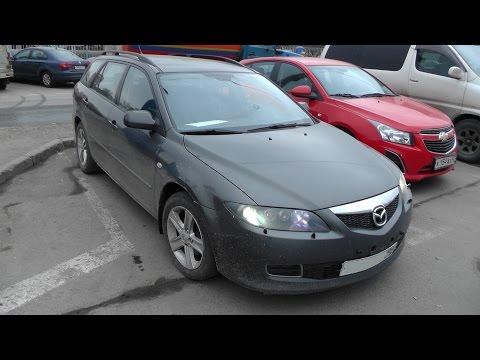 Выбираем б\у авто Mazda 6 GG (бюджет 350-400тр)
