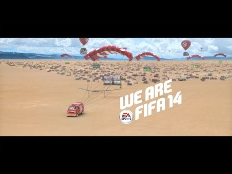 FIFA 14 TV Commercial - We Are FIFA 14 from YouTube · Duration:  1 minutes 1 seconds