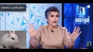 حينما تقع صفاء الهاشم في فخ الكوميديا المصرية:  الرد الهزلي علي صفاء الهاشم