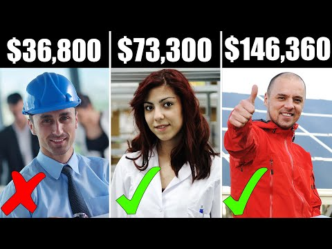 Recession Proof Jobs (0% unemployment?)