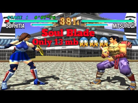 How To Download Soul Blade (namco) Game In Android, Play & Enjoy