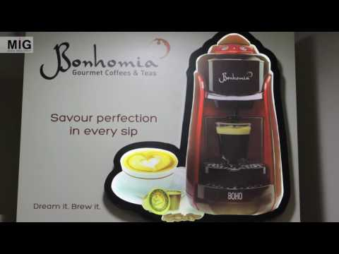 Interview with Bonhomie entrepreneurs, Gourmet coffee and tea, the Indian way