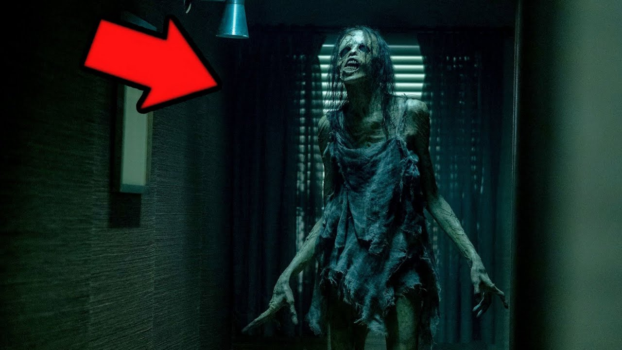 Top 5 SCARY Ghost Videos That'll GIVE You Goosebumps !
