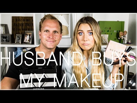 Husband Buys My Makeup | Conscience Coupable