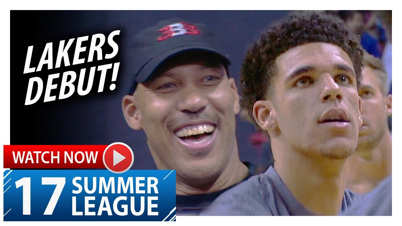 Lakers lose preseason debut