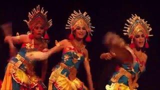Janger LKB Saraswati - Graha Bhakti Budaya TIM