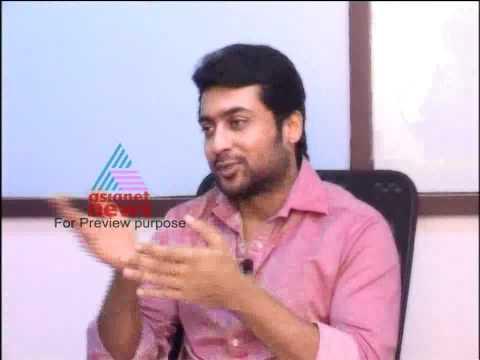 Suriya first time on Malayalam, Exclusive interview