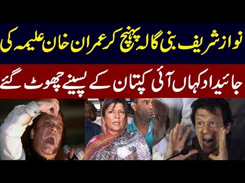 Nawaz Sharif Reaction on Aleema Khan property in Dubai
