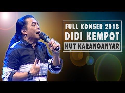 Full Didi Kempot Live Konser Karanganyar 2018