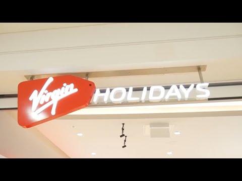 Virgin Holidays launches £450k V-Room store in Intu Chapelfield