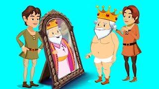 The Emperor's New Clothes - थी एम्पेरेर्स न्यू क्लोथ्स - Hindi Fairy Tales - परी कथा - Pari Katha