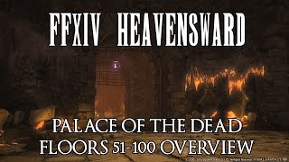 ffxiv palace of the dead floors 51 100 overview guide