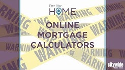 BEWARE: Mortgage Calculators