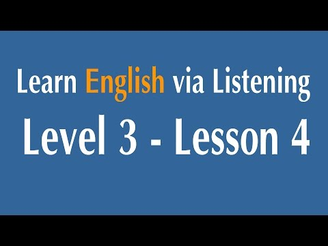 Learn English via Listening Level 3 - Lesson 4 - Canada : Provinces and Territories