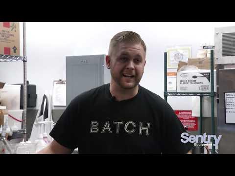 The Batch Creamery On Sentry Equipment