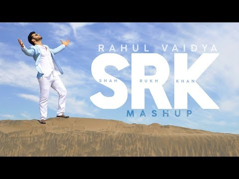 Shahrukh Khan Mashup | RAHUL VAIDYA RKV