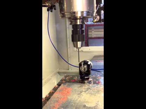CNC Machining Vancouver - Renishaw Probe