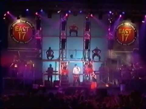 East 17 - Around The World (live)