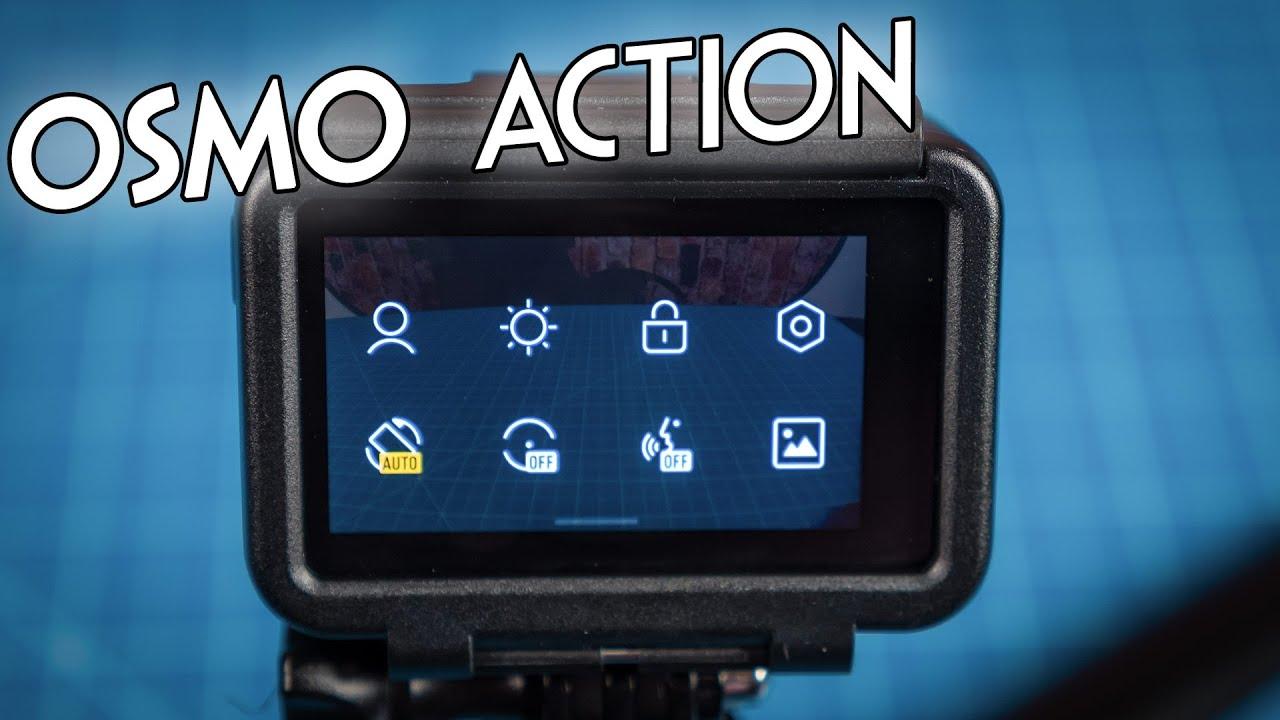 DJI Osmo Action 🎦 #04 Funktionen & Einstellungen