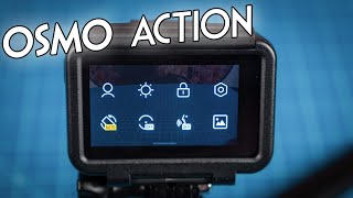 DJI Osmo Action 🎦 #04 Funktionen & Einstellungen