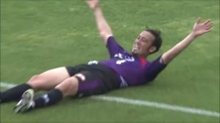 J2リーグ第8節、京都の闘莉王がハットトリック達成!