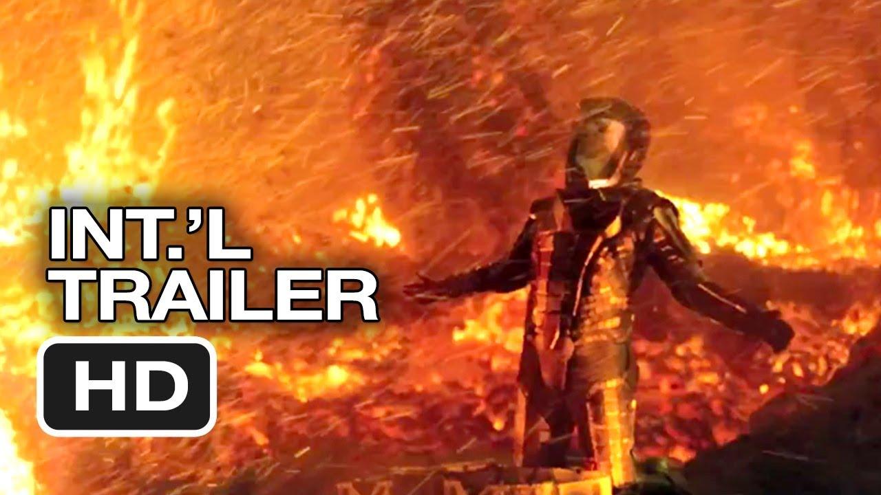 Download Star Trek Into Darkness Official Japanese Trailer (2013) - JJ Abrams Movie HD