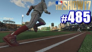 INJURY! | MLB The Show 17 | Road to the Show #485