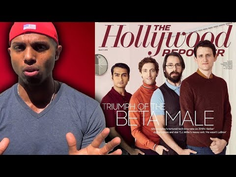 Hollywood Reporter Silicon Valley - Rise of the Beta Male?