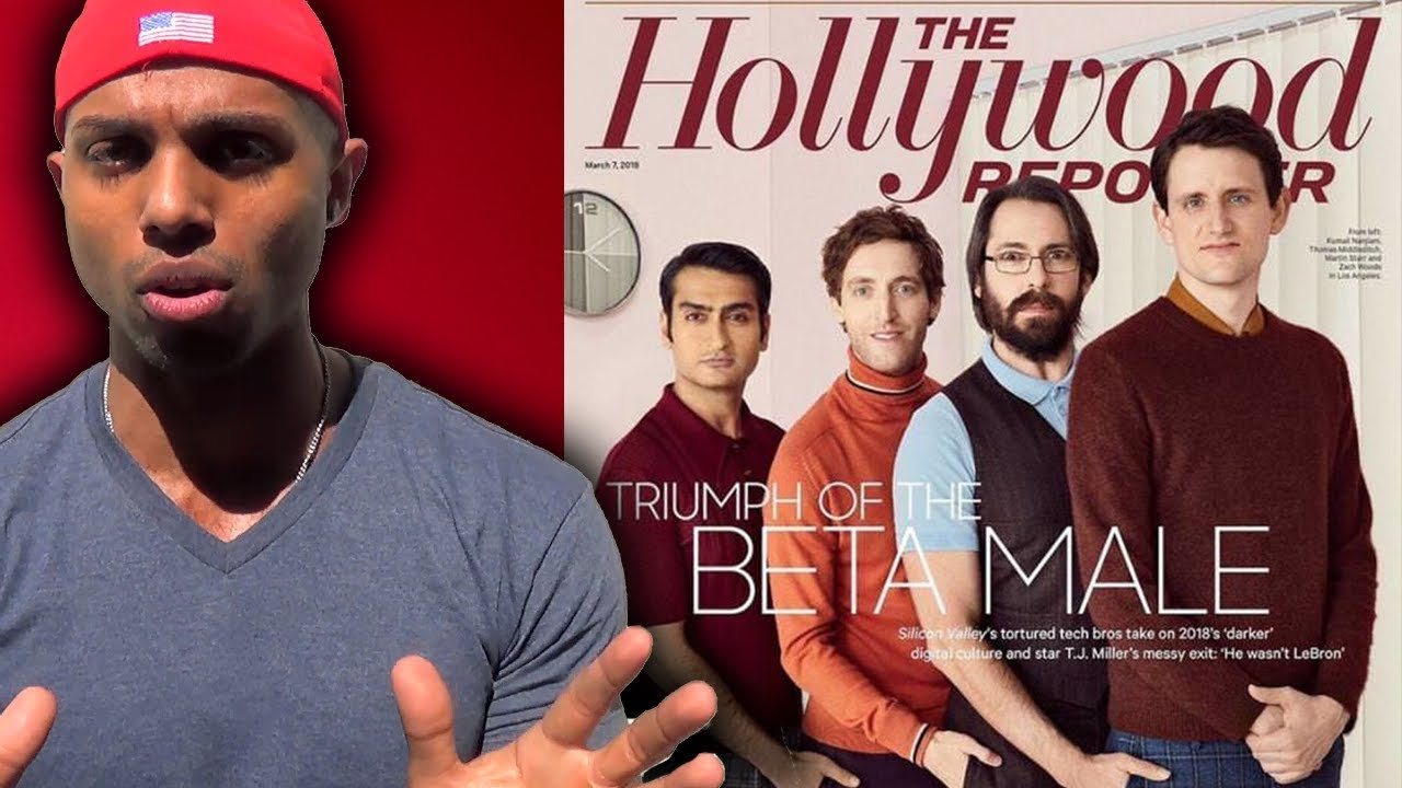 Hollywood Reporter Silicon Valley Rise Of The Beta Male