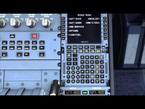 Aerosoft Airbus A318/319 - How to set up Connected Flight