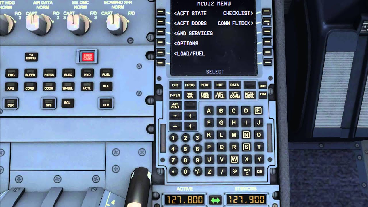 Aerosoft Airbus A318/319 - How to set up Connected Flight Deck - The bare  facts | FSX | Steam