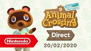 Animal Crossing: New Horizons - Deep Dive Into Deserted Island Life (Nintendo Switch)