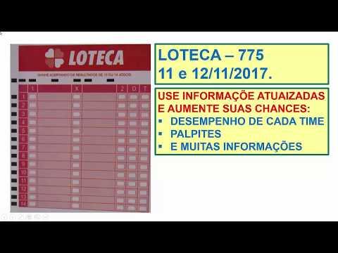 LOTECA 775