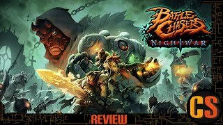 BATTLE CHASERS: NIGHTWAR - PS4 REVIEW