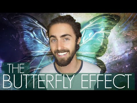 The Butterfly Effect! (How Chaos Theory Can Change Your Life Forever)