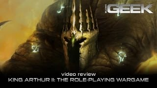 King Arthur II: The Role-playing Wargame Video Review
